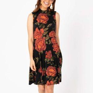 Agnes & Dora Dresses - Agnes and Dora floral fit and flare dress, NWT